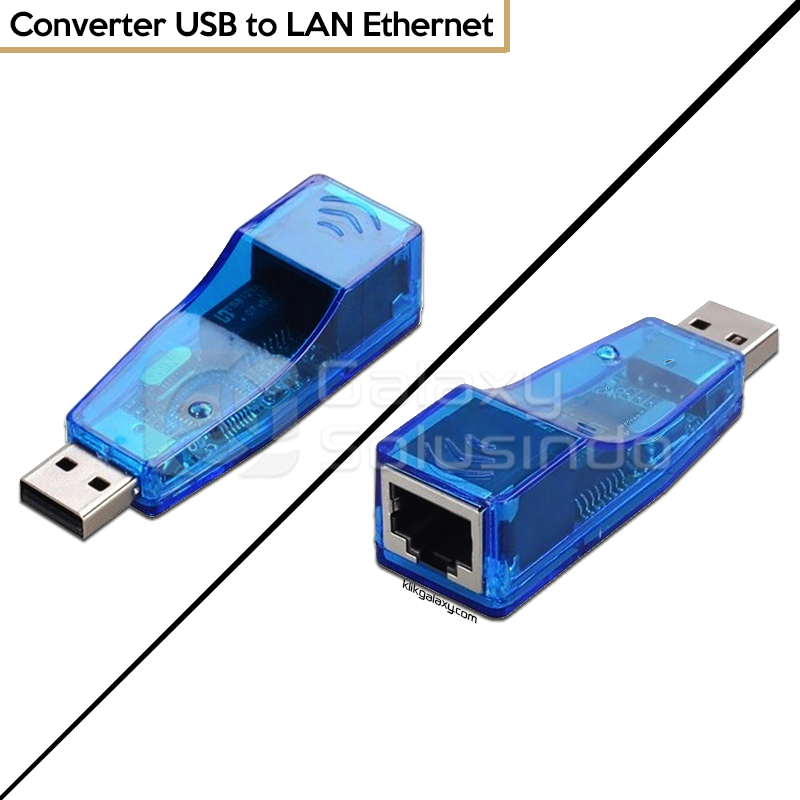 Converter USB to LAN Ethernet