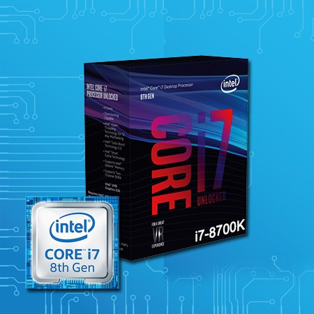 Intel Core i7-8700K CoffeLake