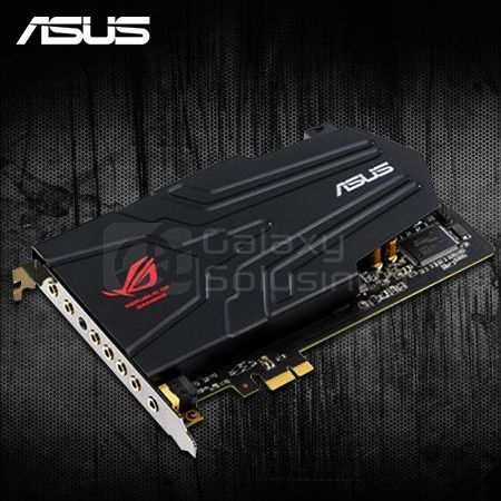 ASUS ROG Xonar PHOEBUS 7.1 Audio Card (PCI Express)