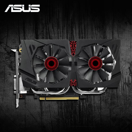 ASUS STRIX GTX 1060 DC2OC 6GB DDR5