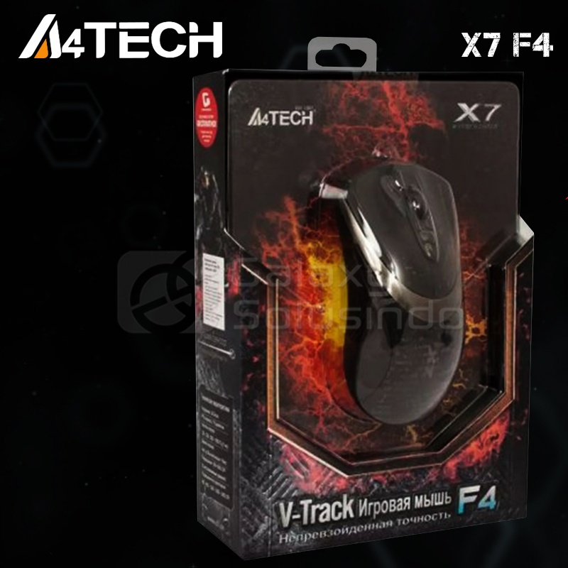 A4Tech X7 F4 Gaming Mouse
