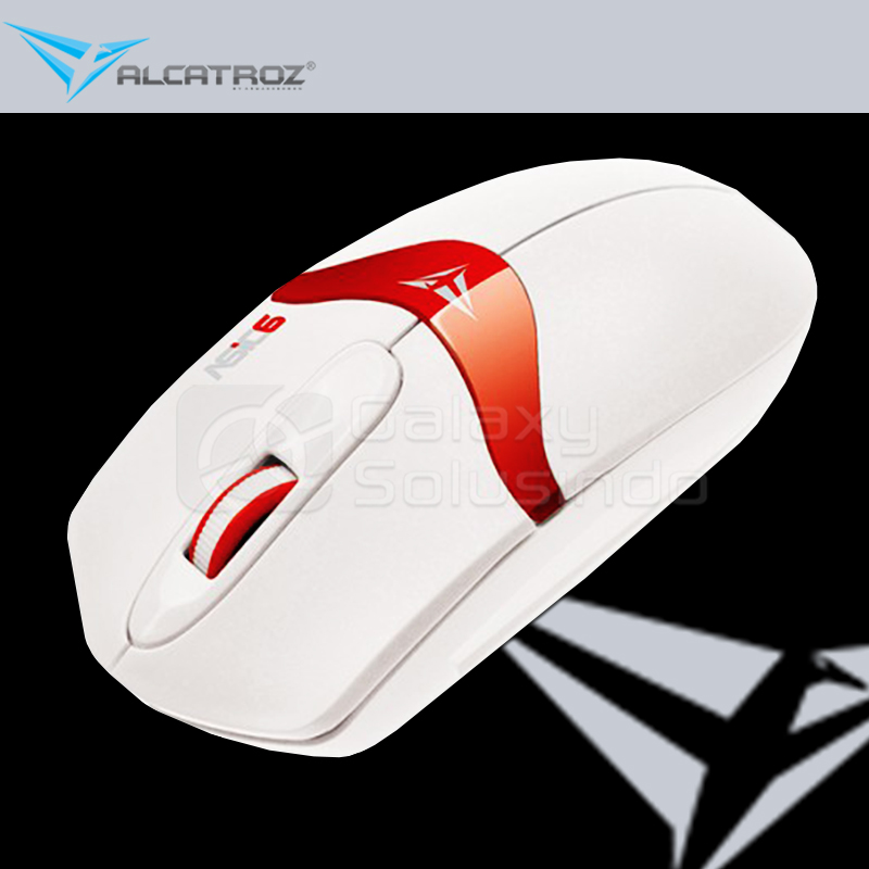 ALCATROZ POWERLOGIC ASIC 6 Mouse