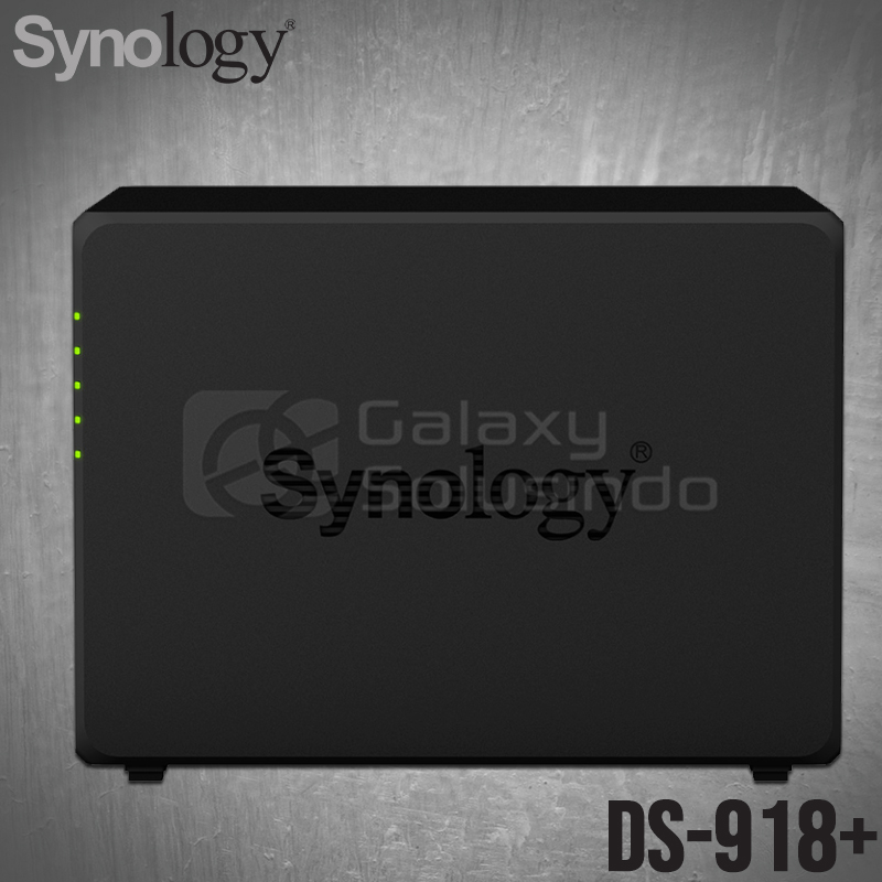 SYNOLOGY DS918+ 4 Bay Diskstation 4Gb
