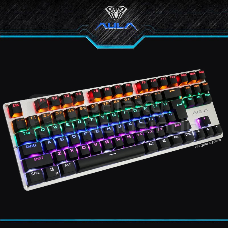 AULA AK2012 TKL Mechanical Keyboard