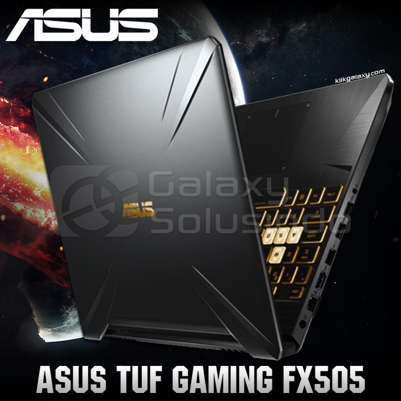 ASUS TUF GAMING FX505GE-I5T61T - Gold Steel