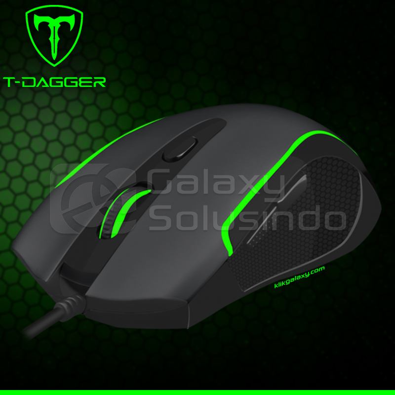T-Dagger Private Backlight Gaming Mouse