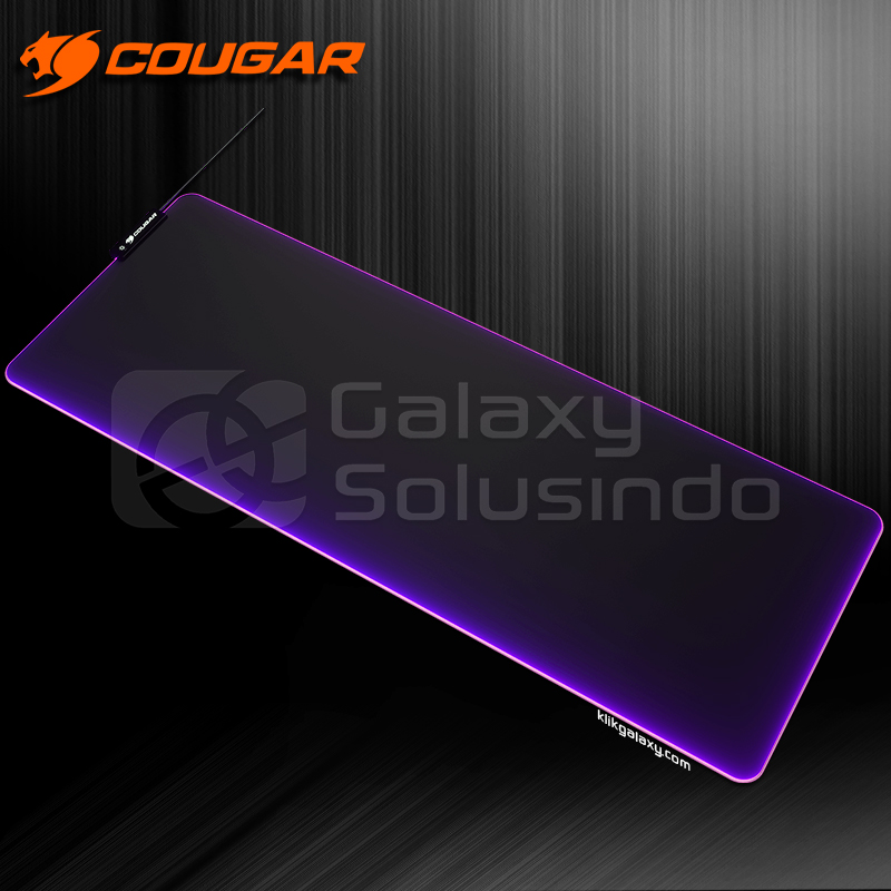 COUGAR NEON X RGB Gaming Mouse Pad - Large