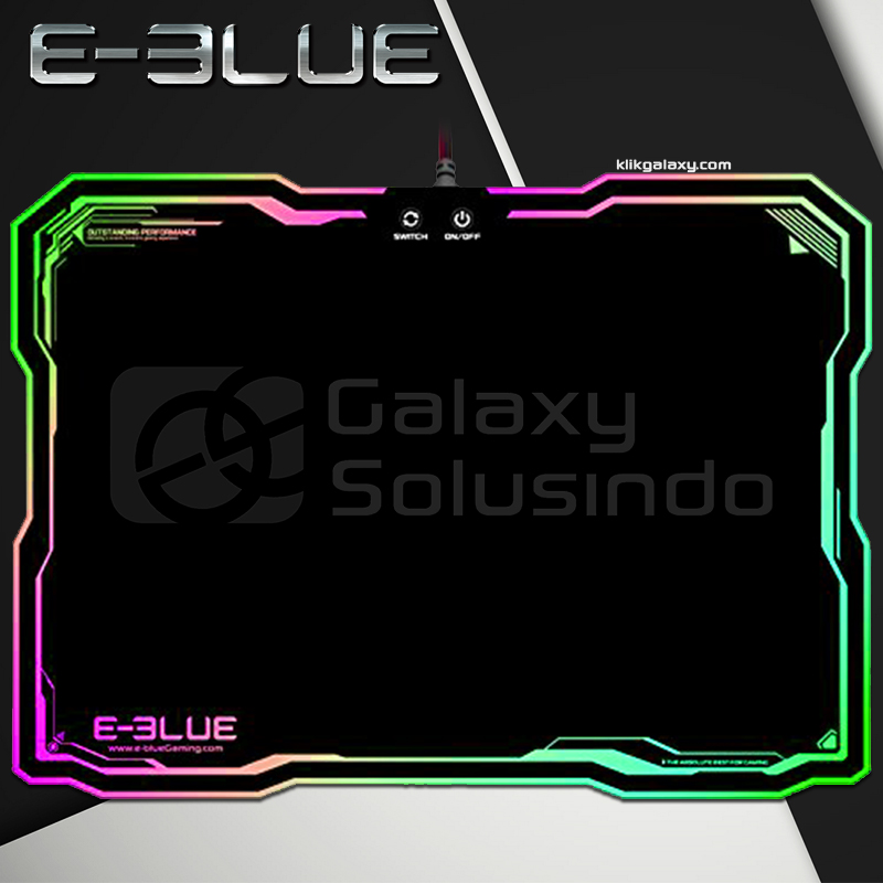 E-Blue EMP013 Flashy RGB Gaming MousePad