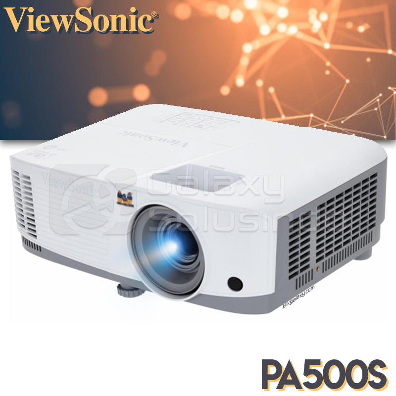 ViewSonic PA500S SVGA Business Projector