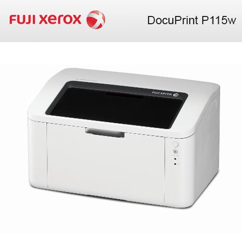 FUJI XEROX DocuPrint P115W