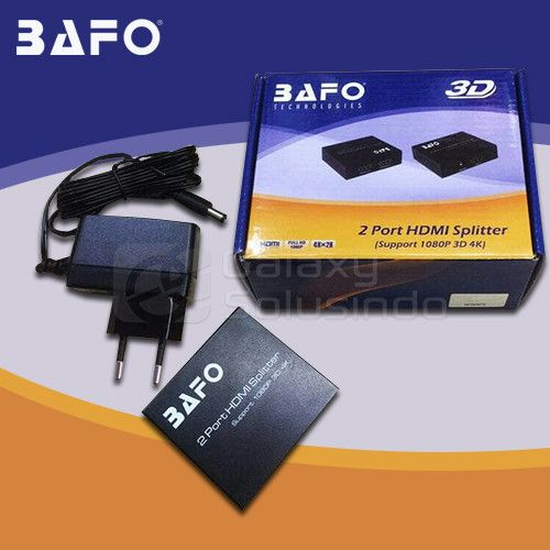 BAFO 1-2 port HDMI Splitter