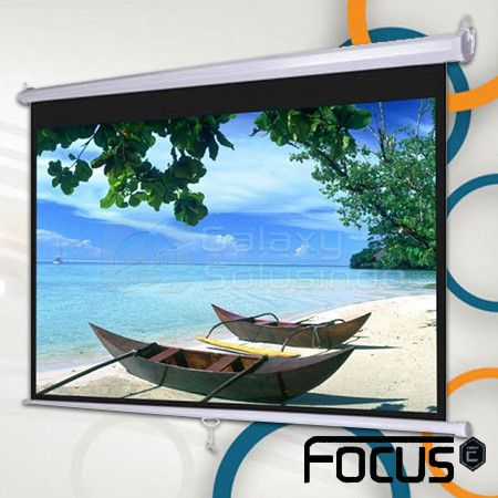Focus Wall Screen 70 inch