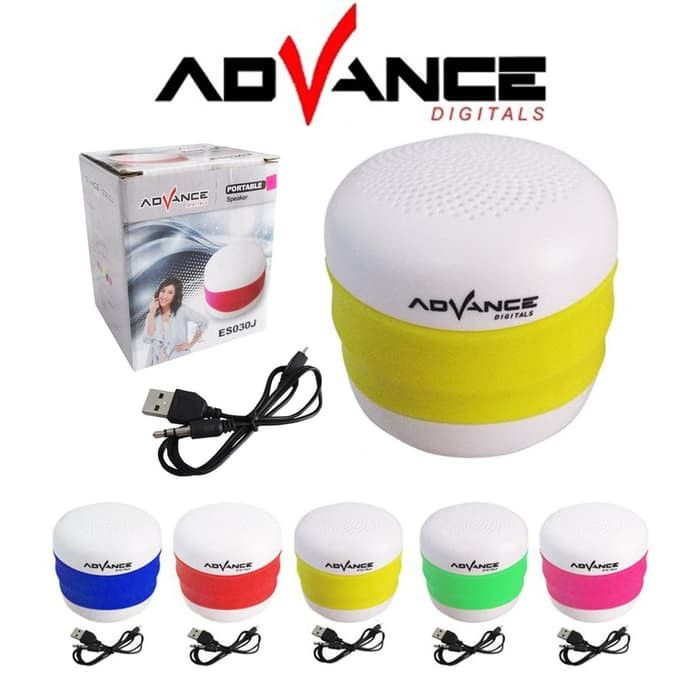 ADVANCE ES030J Mini Bluetooth Speaker