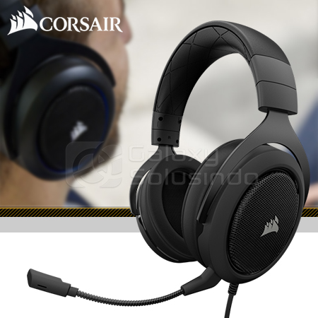 Corsair HS60 Surround Gaming Headset + USB Adapter 7.1
