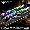Apacer Panther Rage RGB 8GB Dual Kit (2x4GB) DDR4 PC21300 2666MHz