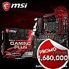 MSI B450 GAMING PLUS AM4