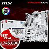 MSI B360 GAMING ARCTIC - Coffeelake