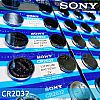 Sony CMOS Battery CR2032