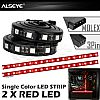 Alseye SL-18M LED STRIP Single Color 30cm - Red
